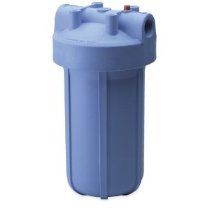 water softener causing low water pressure